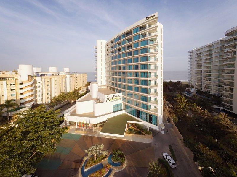 Apto en Cartagena (Radisson)