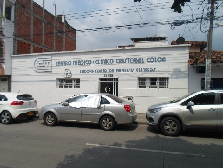 Centro médico Cristóbal Colón