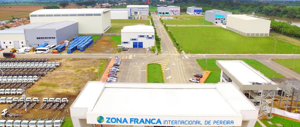 Bodega Zona Franca de Pereira