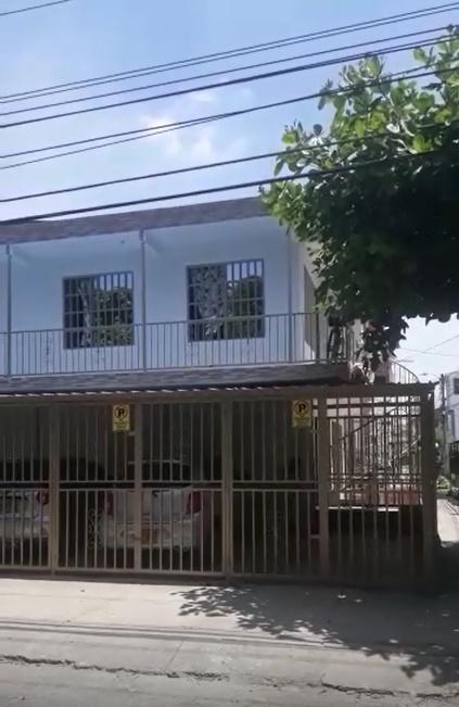 Casa esquinera portales de confandi